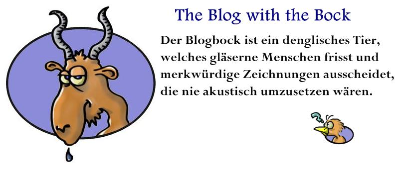 Blogbock