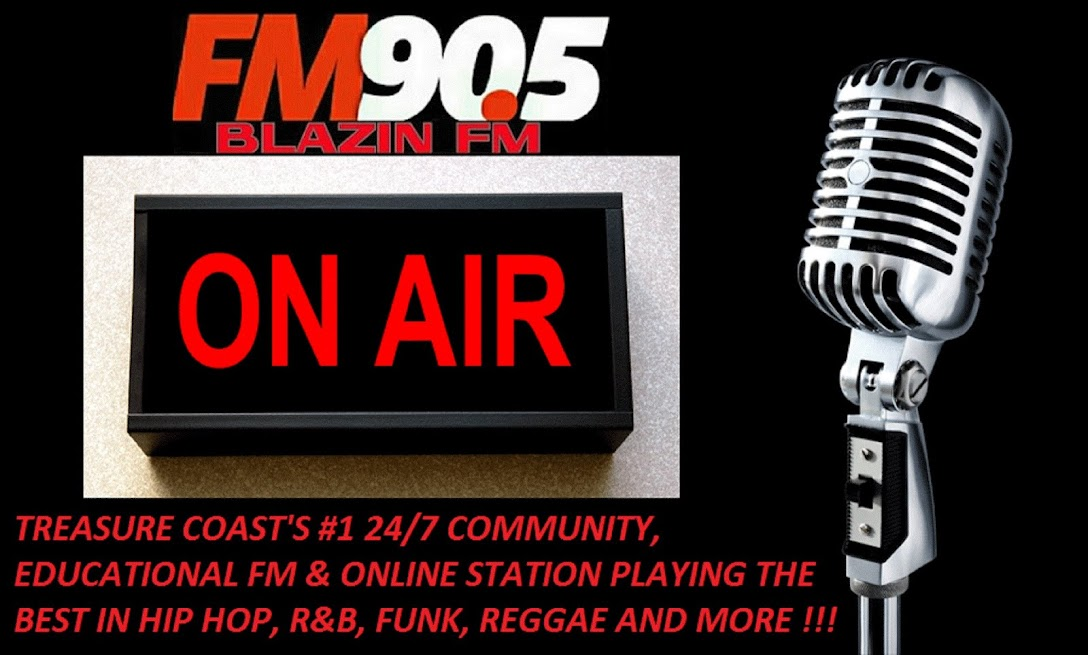90.5 BLAZIN FM