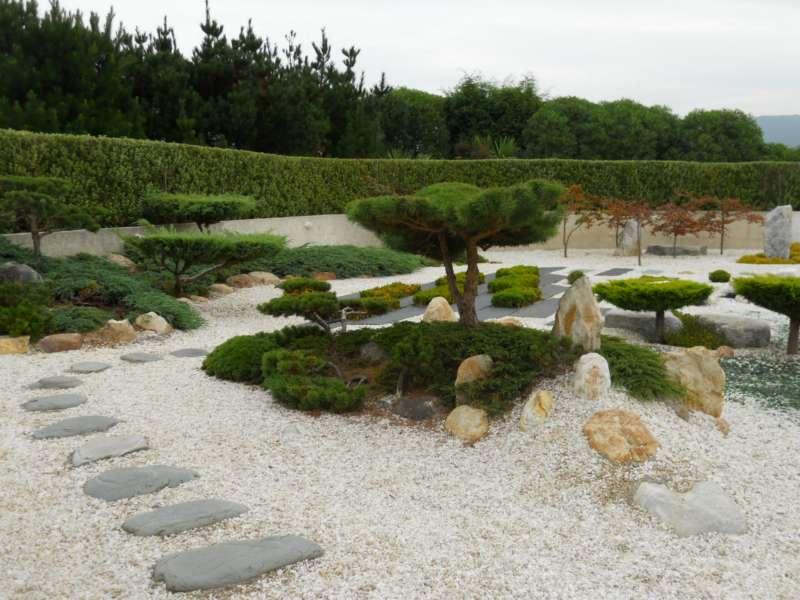 Arte y jardiner a kare sansui sekei tei jard n seco y - Que es un jardin zen ...