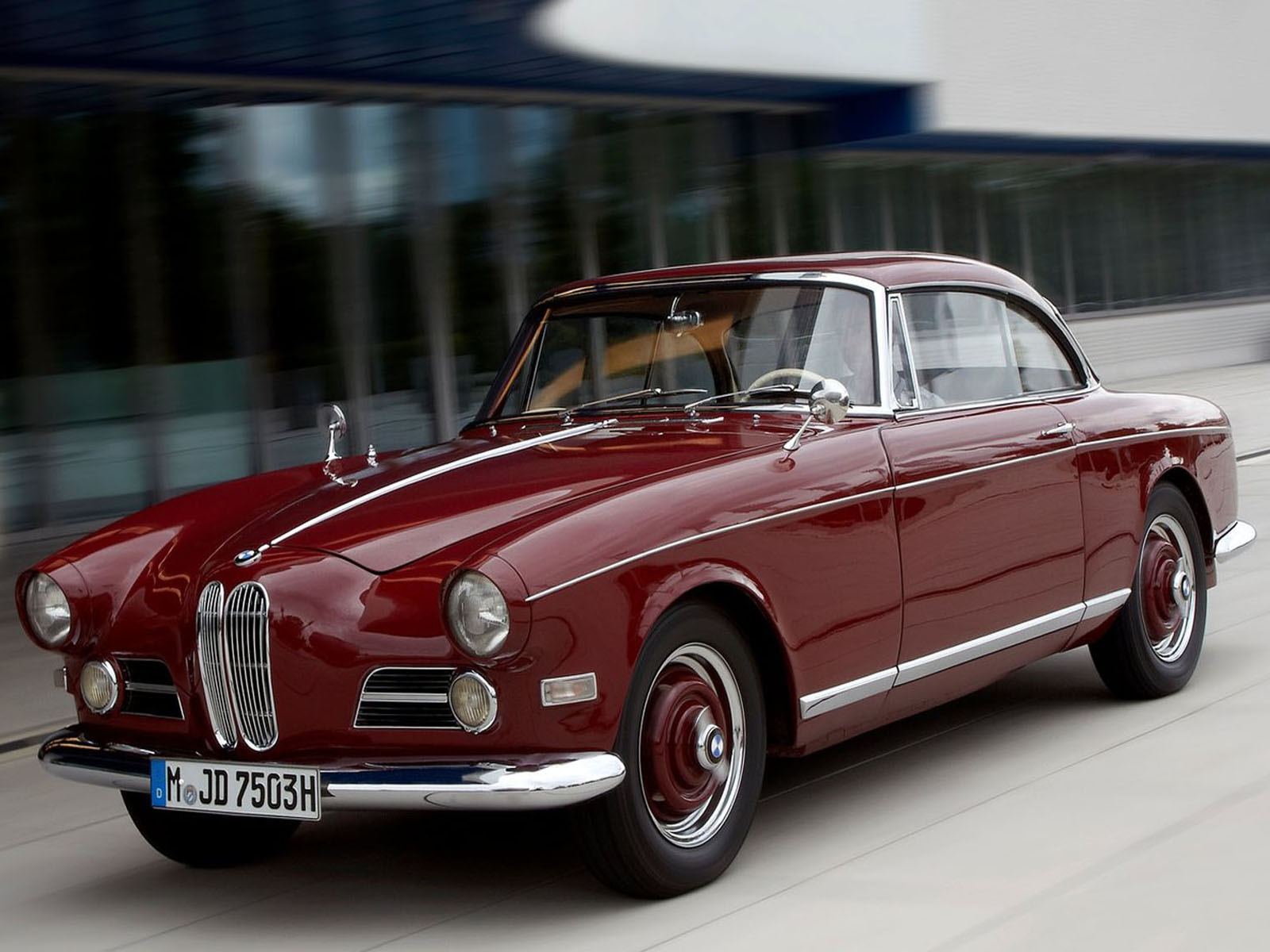 automotive database: bmw 503