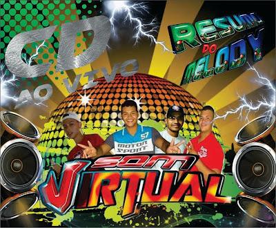 CD AO VIVO SOM VIRTUAL DE MACAPÁ LANÇAMENTO 15/01/2015