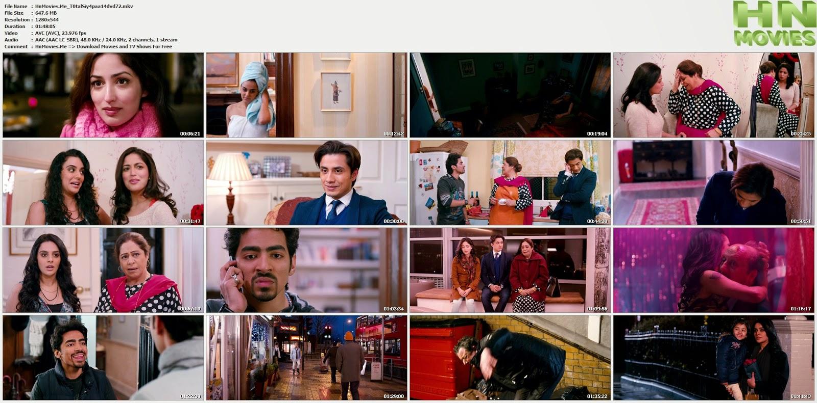 movie screenshot of Total Chaos fdmovie.com