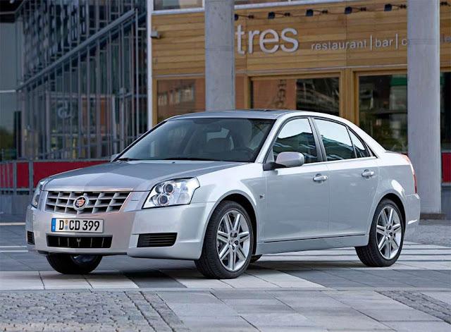 キャデラック・BLS | Cadillac BLS 2006-現行