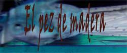 Logotipo del blog El pez de madera, con la obra original de Juan Sánchez Sotelo. Academia de dibujo y pintura Artistas6 de Madrid. Cuadros.