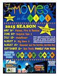2015 Free Movies in the Park
