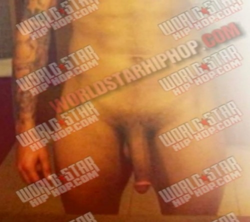 Chris brown s dick then