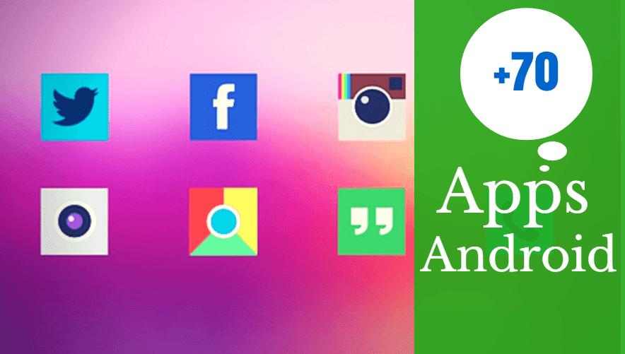 +70 Aplicaciones Android imprescindibles - Kit de herramientas Android