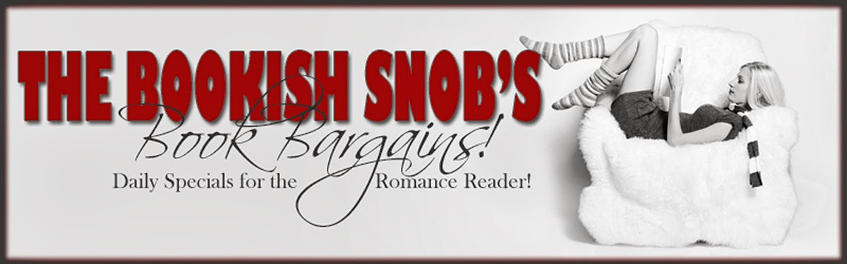 The Bookish Snob's Book Bargains Author Page