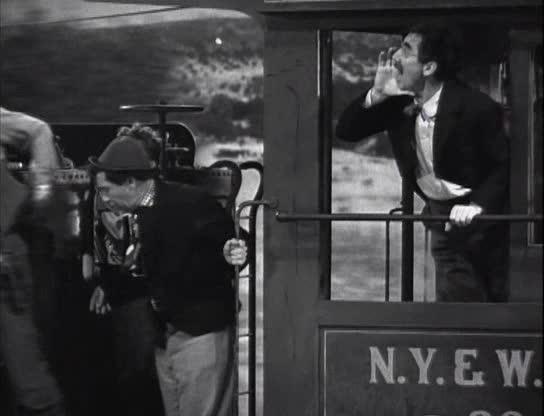 Los Hermanos Marx en el oeste (1940) Dvdrip