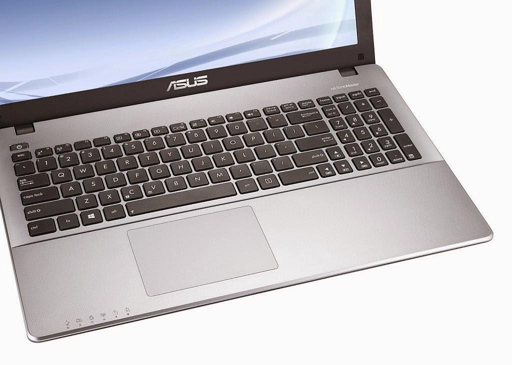 ASUS X550D keyboard