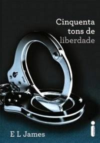 Joana leu: Cinquenta tons de liberdade, de E. L. James