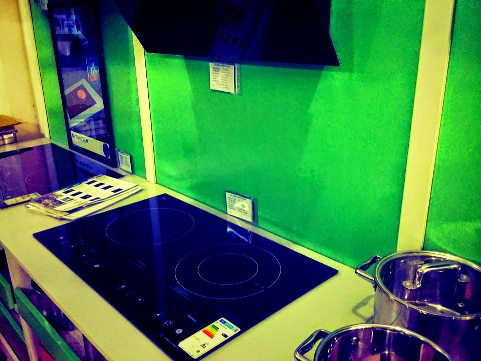 Hình ảnh bếp điện từ Munchen MC 200i dán nhãn năng lượng