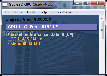 gpu monitoring software | GPU-Shark software free