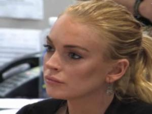 hot celebrities pics hollywood hot actress lindsay lohan pics,photos in court for necklace case