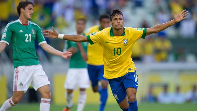 Kèo thơm chắc thắng Brazil vs Mexico