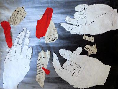 sketch, Guhin, art+blog