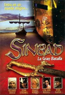 descargar Sinbad: La Gran Batalla – DVDRIP LATINO