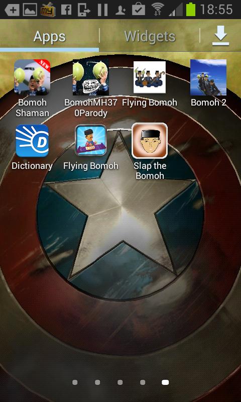 Bomoh app