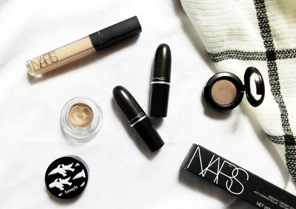 favorite high end beauty makeup products blog review nars mac