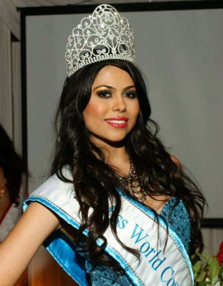 Miss Mundo World Costa Rica 2012 Silvana Sanchez Jimenez