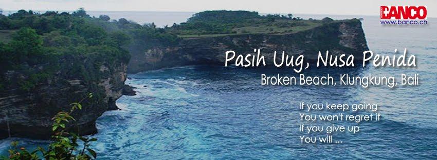 PASIH UUG, NUSA PENIDA ISLAND, KLUNGKUNG, BALI