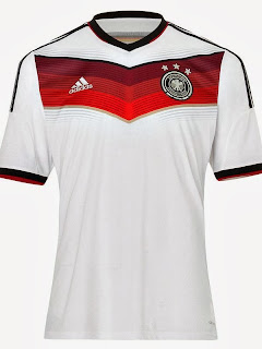 1ab94d08a Adidas and the German Football Association (DFB) yesterday unveiled the new  official home uniform for the German National Football Team – Die  Mannschaft