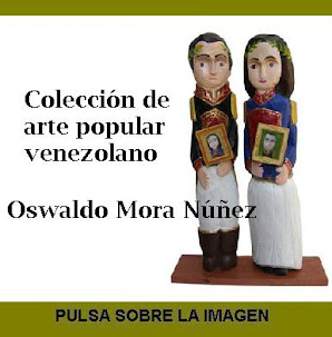 OSWALDO MORA NÚÑEZ - Colección de Arte Popular venezolano