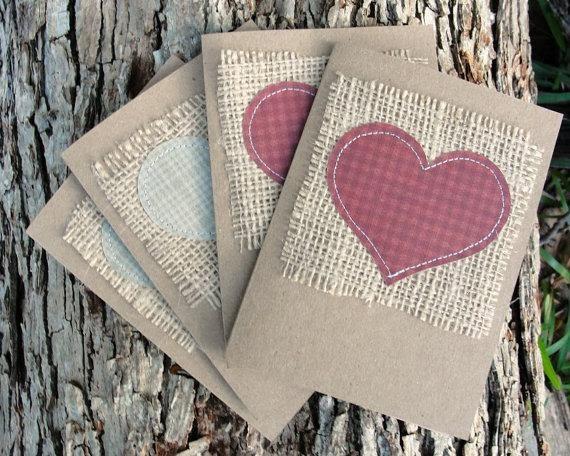 Un toque vintage tela arpillera de saco o yute decoraci n - Manualidades con tela de saco ...