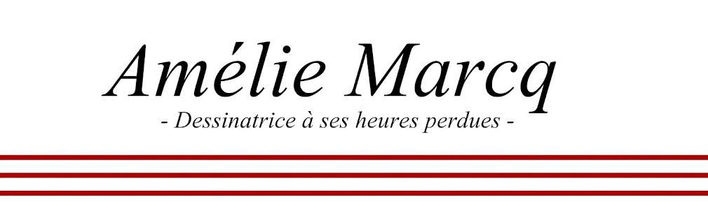 Amélie Marcq - Blog BD et trucs dessinés