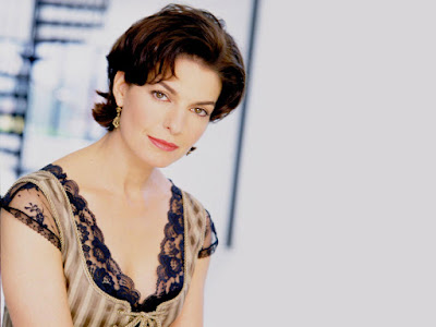Television Actress Sela Ward Wallpaper