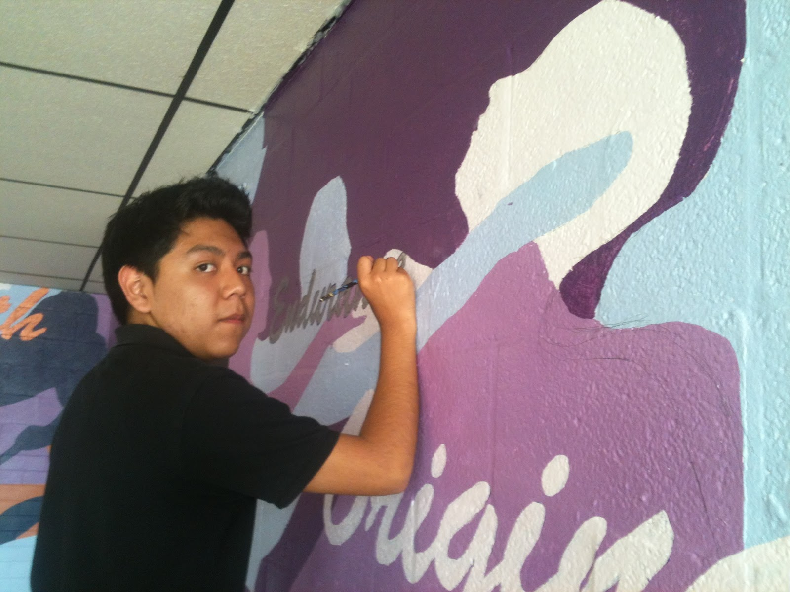 Culture Keepers: Culture Keepers Mural Complete at CVPA ...