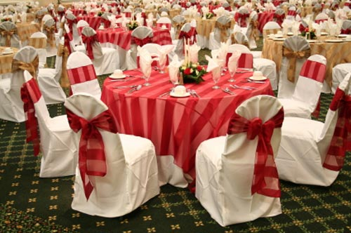 Red Wedding Decoration Themes