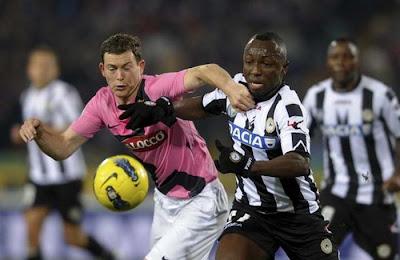 Udinese 0 - 0 Juventus (1)