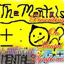 prescribing, mental symptoms