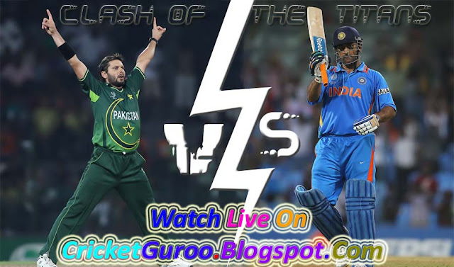 India vs Pakistan 2012