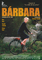 Cartel de 'Barbara', de Christian Petzold, con Nina Hoss, Ronald Zehrfeld y Rainer Bock. Making Of