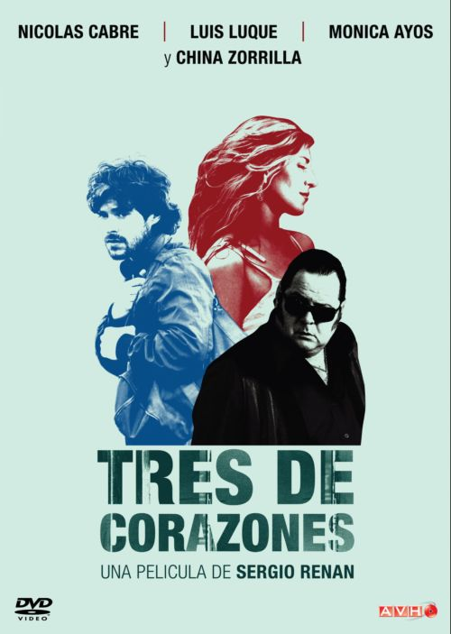 Tres de corazones movie