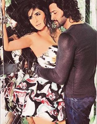 Katrina Kaif & Hrithik Roshan to Kiss