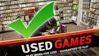 La polémica de lo juegos de segunda mano en la nueva generación