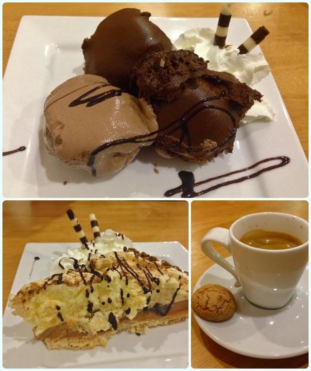 Chianti, Bolton - Desserts