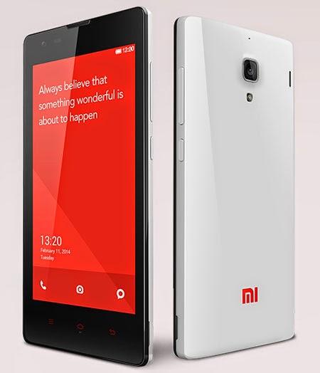 Harga Xiaomi Redmi 1S dan Spesifikasi Lengkap