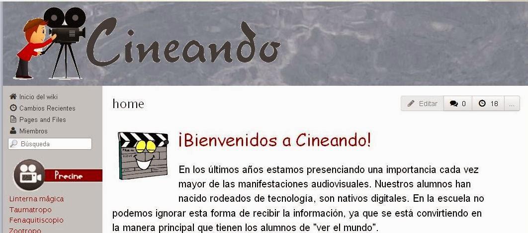 CINEANDO
