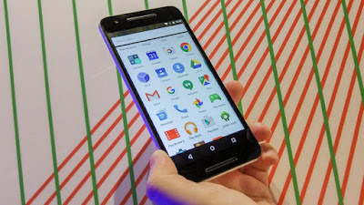Nexus 6P review: Display