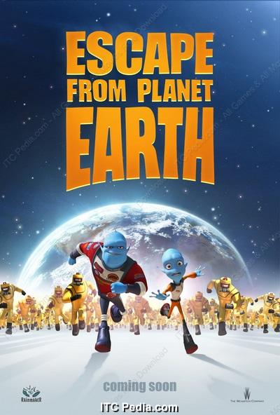 Escape from Planet Earth (2013) R5 CAM