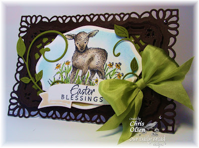 Our Daily Bread Designs, The Shepherd, Chris Olsen