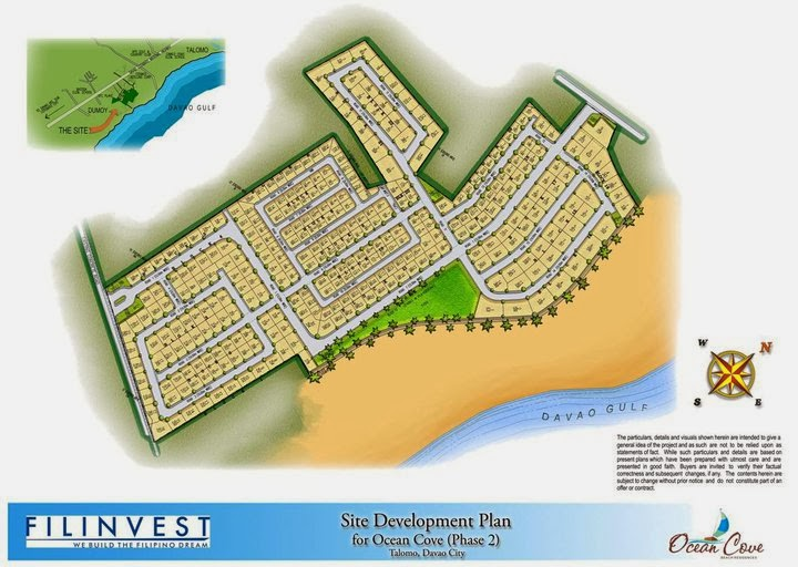 Ocean Cove - Talomo, Davao City - Site Devt Plan