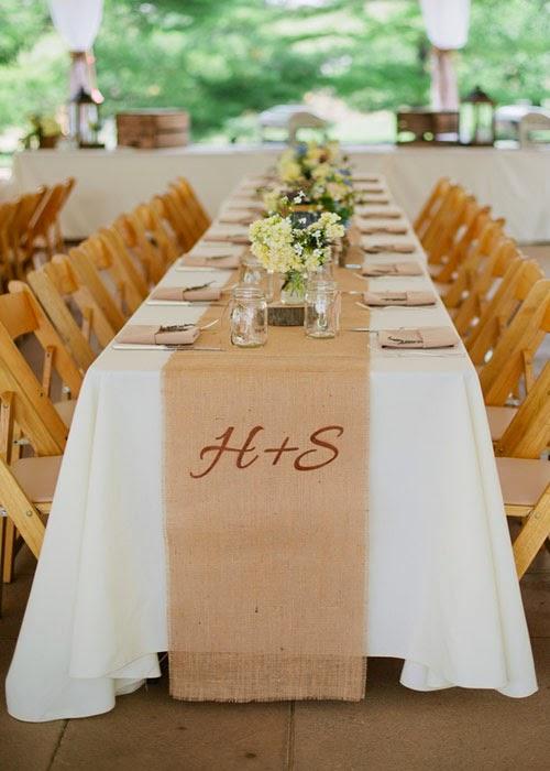 mesas boda campestre o rstica