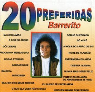 Barrerito - 20 Preferidas (2007)
