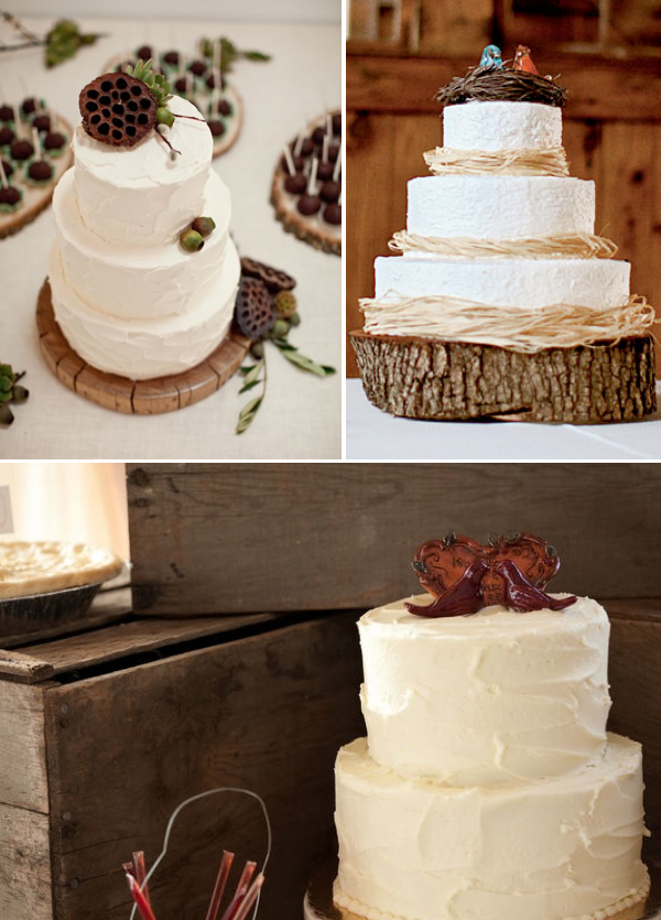 Wedding Cake Design Rustic : Angee s Eventions: Rustic Wedding Inspiration