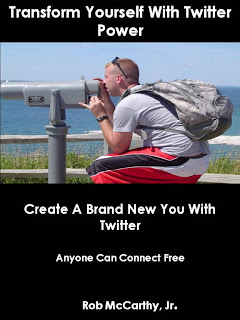 Transform Yourself With Twitter Power. Create a Brand New You.